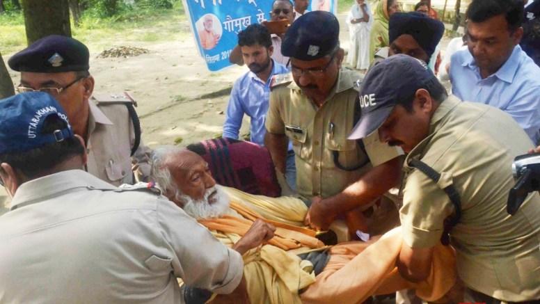 Environmentalist G D Agarwal passes away