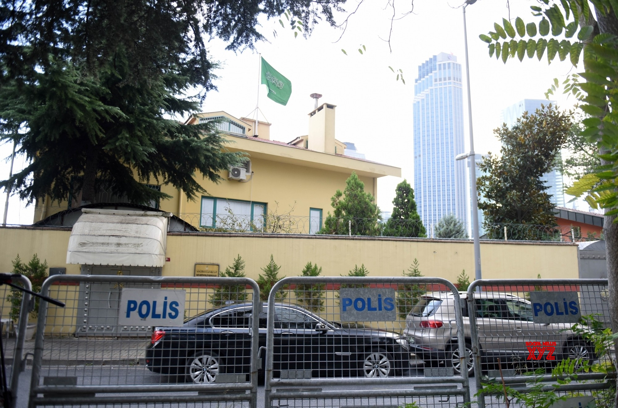 Khashoggi's fiancee asks US to lead probe into murder