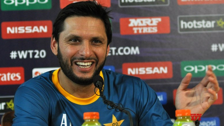 I don't shy away from voicing my opinion, even if it involves India: Afridi