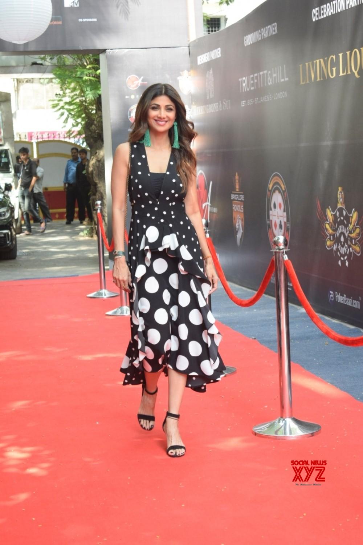 Mumbai: Opening ceremony of Indian Poker league    Shilpa Shetty Kundra #Gallery