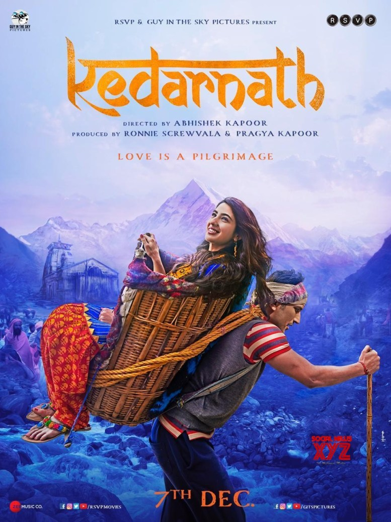 Kedarnath Review: Competently crafted but lacks soul  (Rating: ***)