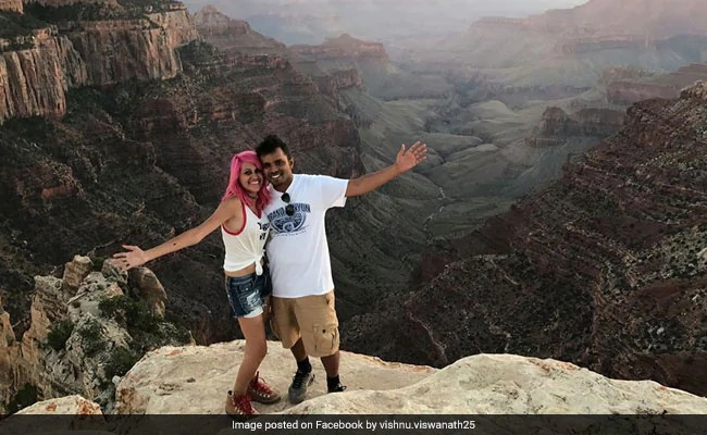 Indian techie couple falls to death in California Yosemite National Park
