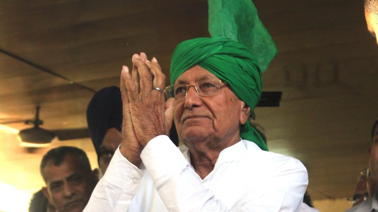 ED takes over possession of ex-Haryana CM Chautala's assets