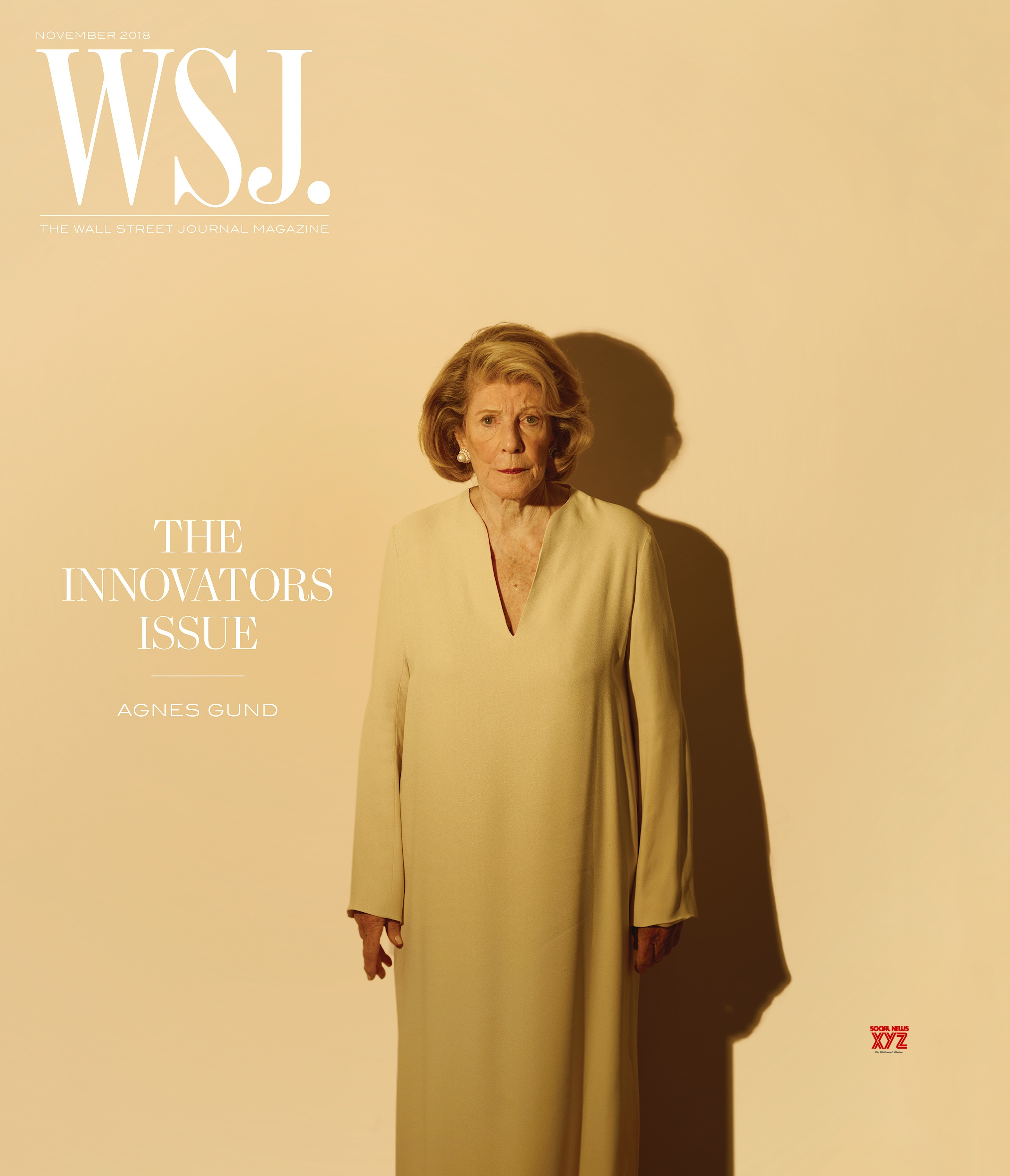 WSJ. Magazine 2018 Innovator Awards Gallery