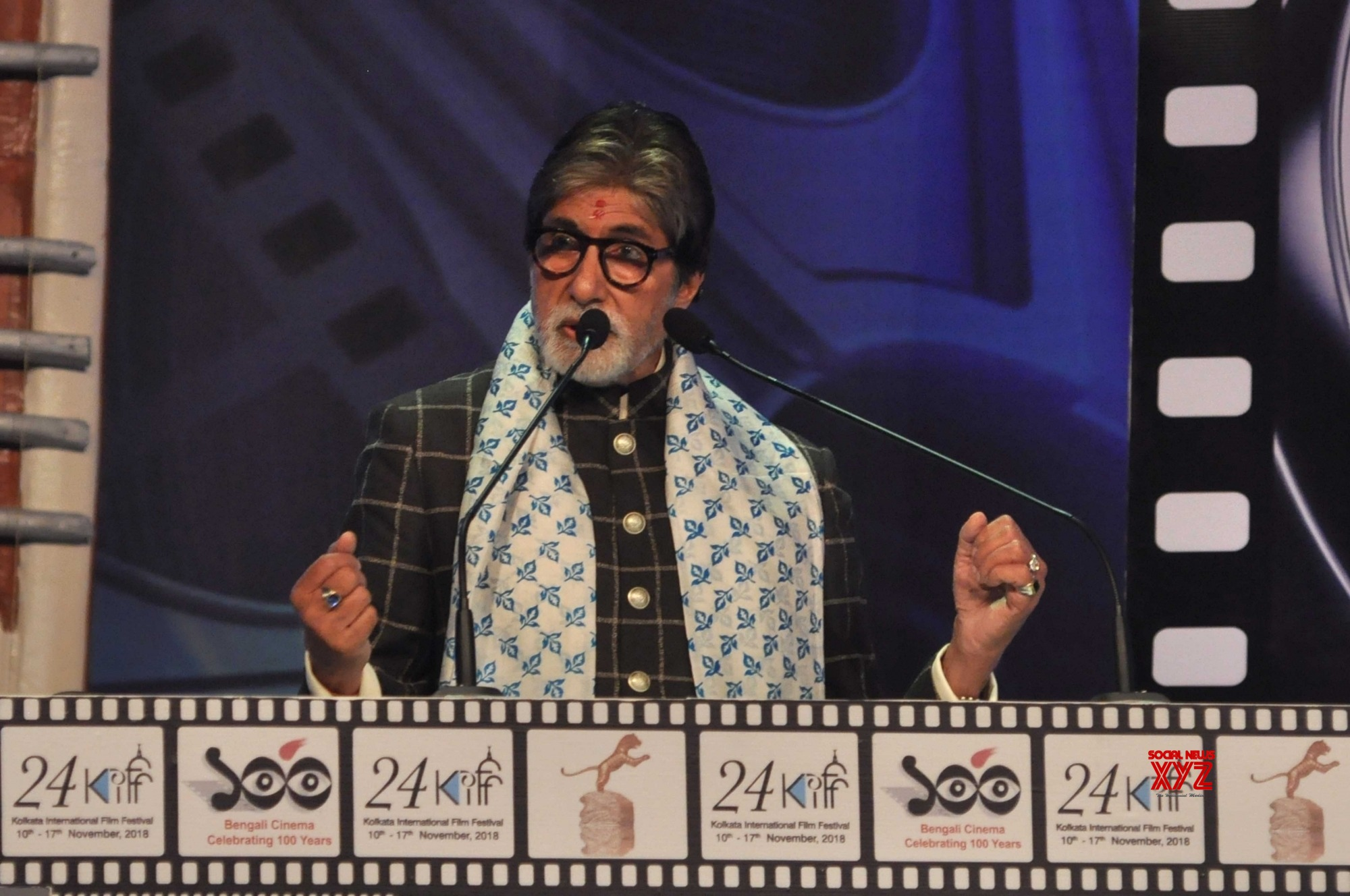 Big B discusses cinema with Ayan, Ranbir