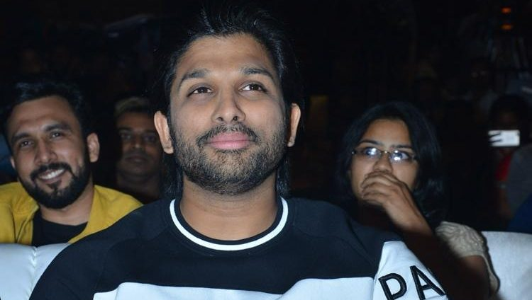 Bunny to work with Maruthi?