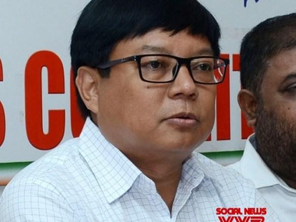 Assam Oppn leader slams Gandhi family's SPG withdrawal