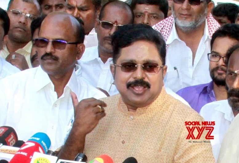 Dhinakaran's AMMK issues 1st list for upcoming polls
