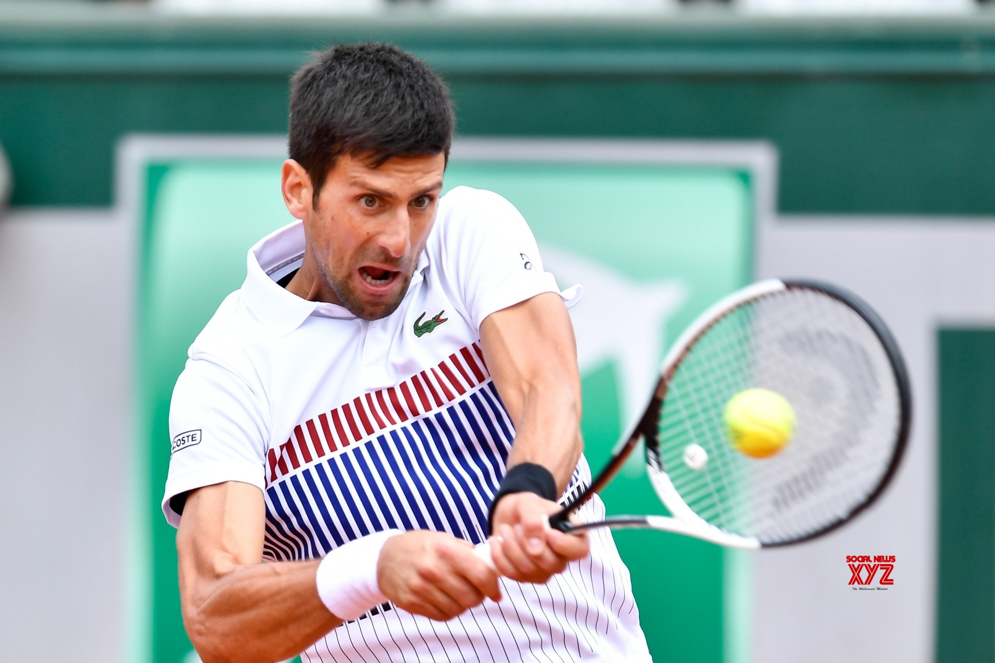 Top seed Djokovic reaches semi-finals at Wimbledon