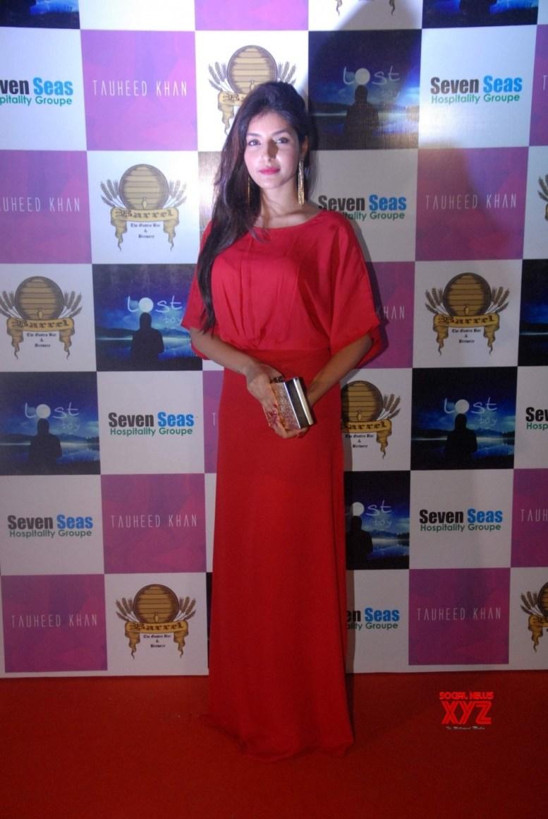 Harshita Gaur in 'Sacred Games' season two