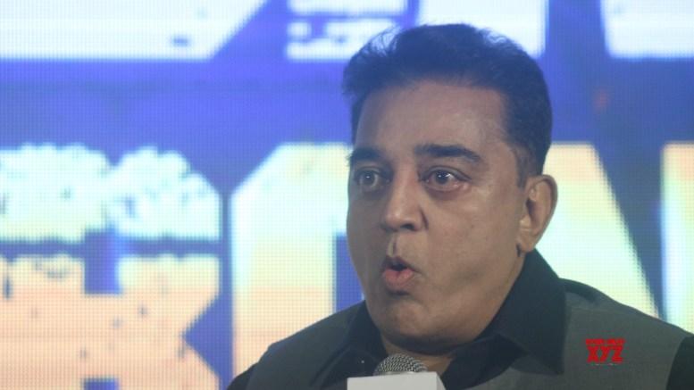 Kamal Haasan offers to convert his residence into hospital