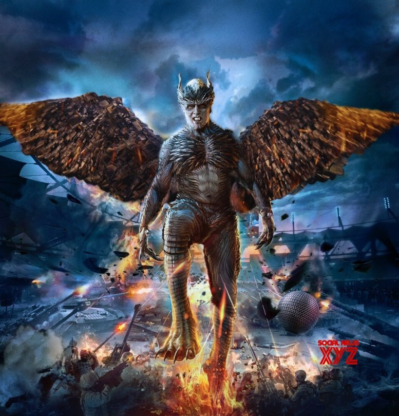 2.0 Movie Review: Message lost in star-studded narrative (Rating: **1/2)