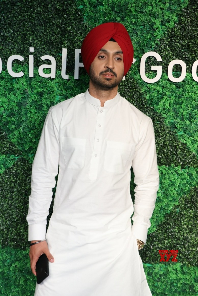 An actor is more than his ethnicity, religion: Diljit Dosanjh