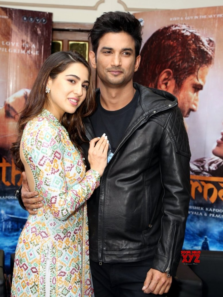 'Kedarnath' garners Rs 7.25 cr on opening day