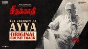 Seethakaathi | The Journey of Ayya | Vijay Sethupathi | Balaji Tharaneetharan | Govind Vasantha  (Video)