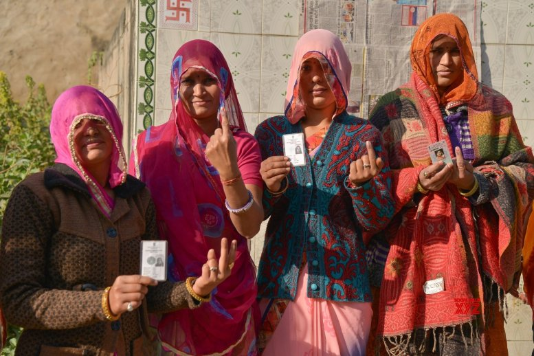 Over 22% polling recorded in Rajasthan Assembly elections