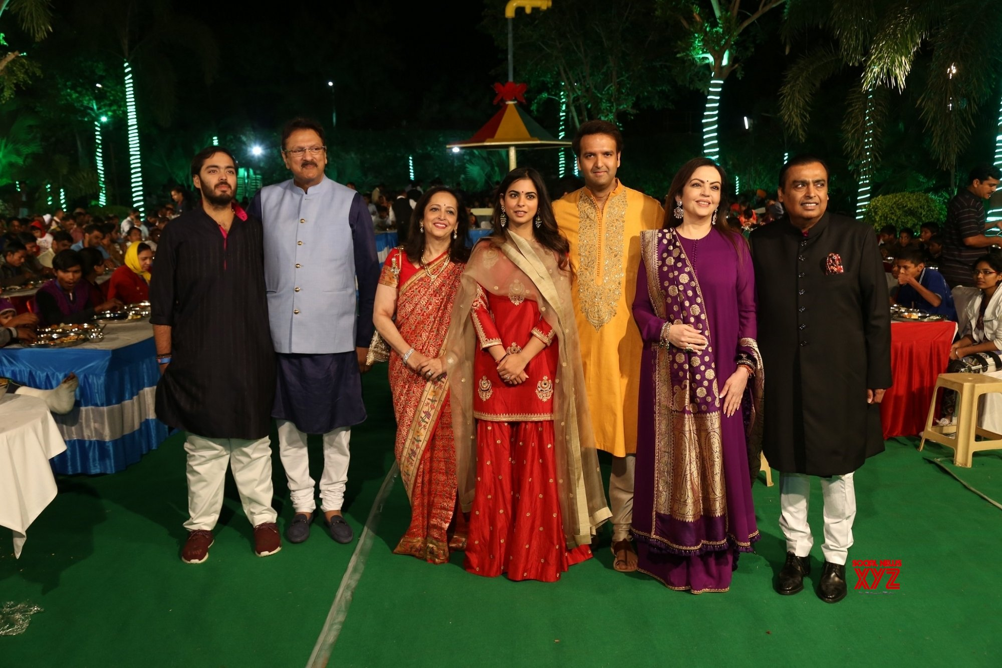 Isha Ambani-Anand Piramal wedding ceremonies start