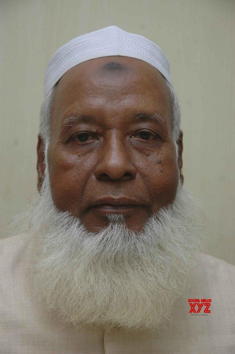 Congress MP from Bihar Maulana Asrar-ul-Haque Qasmi dead