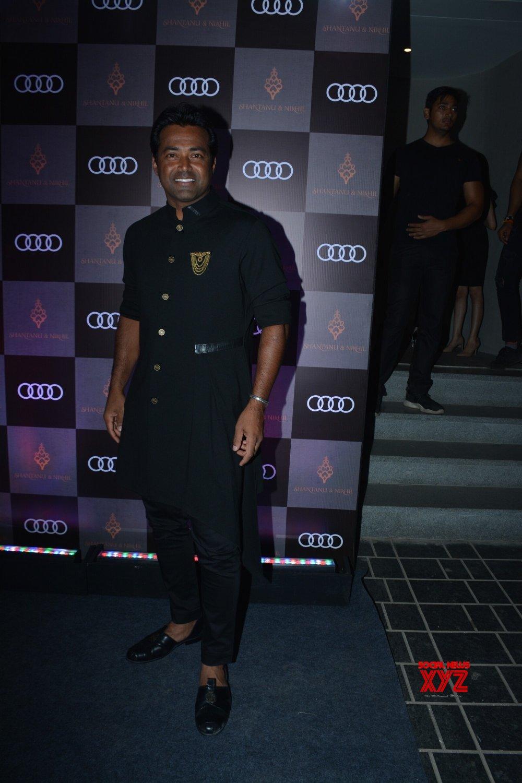 Mumbai: Shantanu and Nikhil's store launch - Leander Paes #Gallery