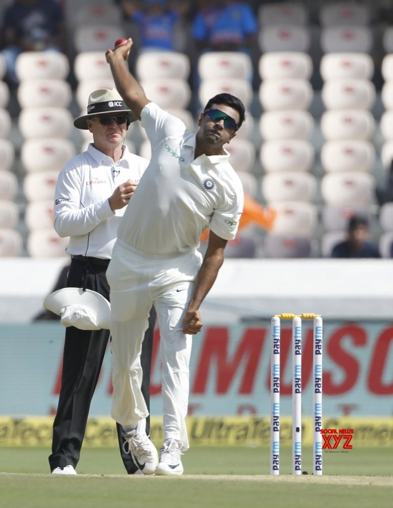 Today was another perfect attrition day for us, says Ashwin