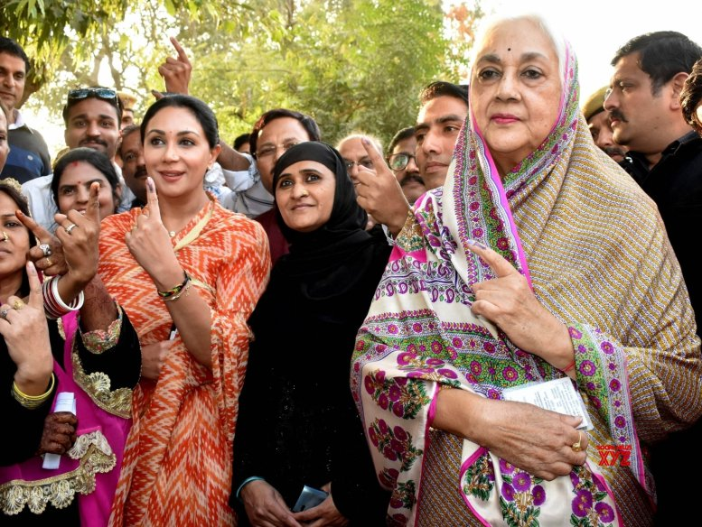 72.65% voting recorded in Rajasthan elections