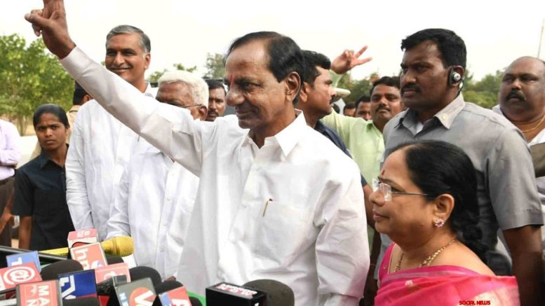 TRS, Cong confident of winning Telangana polls