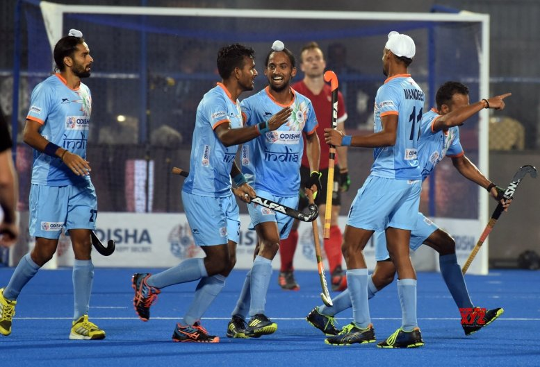 Hockey World Cup: India hammer Canada to enter quarters in style