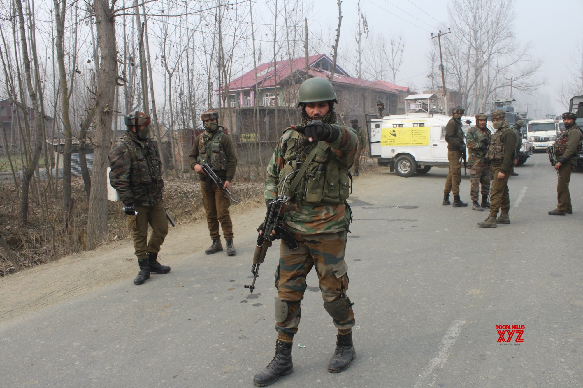 Jaish, Lashkar militants trained in Af to attack India ahead of Aug 5