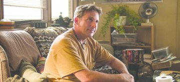 """Steve Carell as Mark Hogancamp in """"Welcome to Marwen,"""" directed by Robert Zemeckis."""
