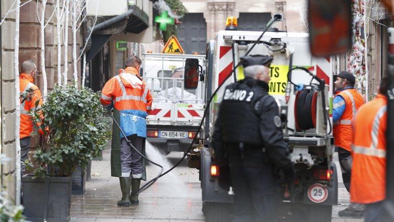 Strasbourg shooter killed after 48-hour manhunt: Minister