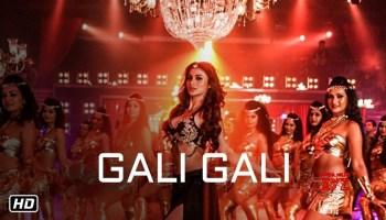 Making of Gali Gali Song | KGF | Neha Kakkar | Mouni Roy