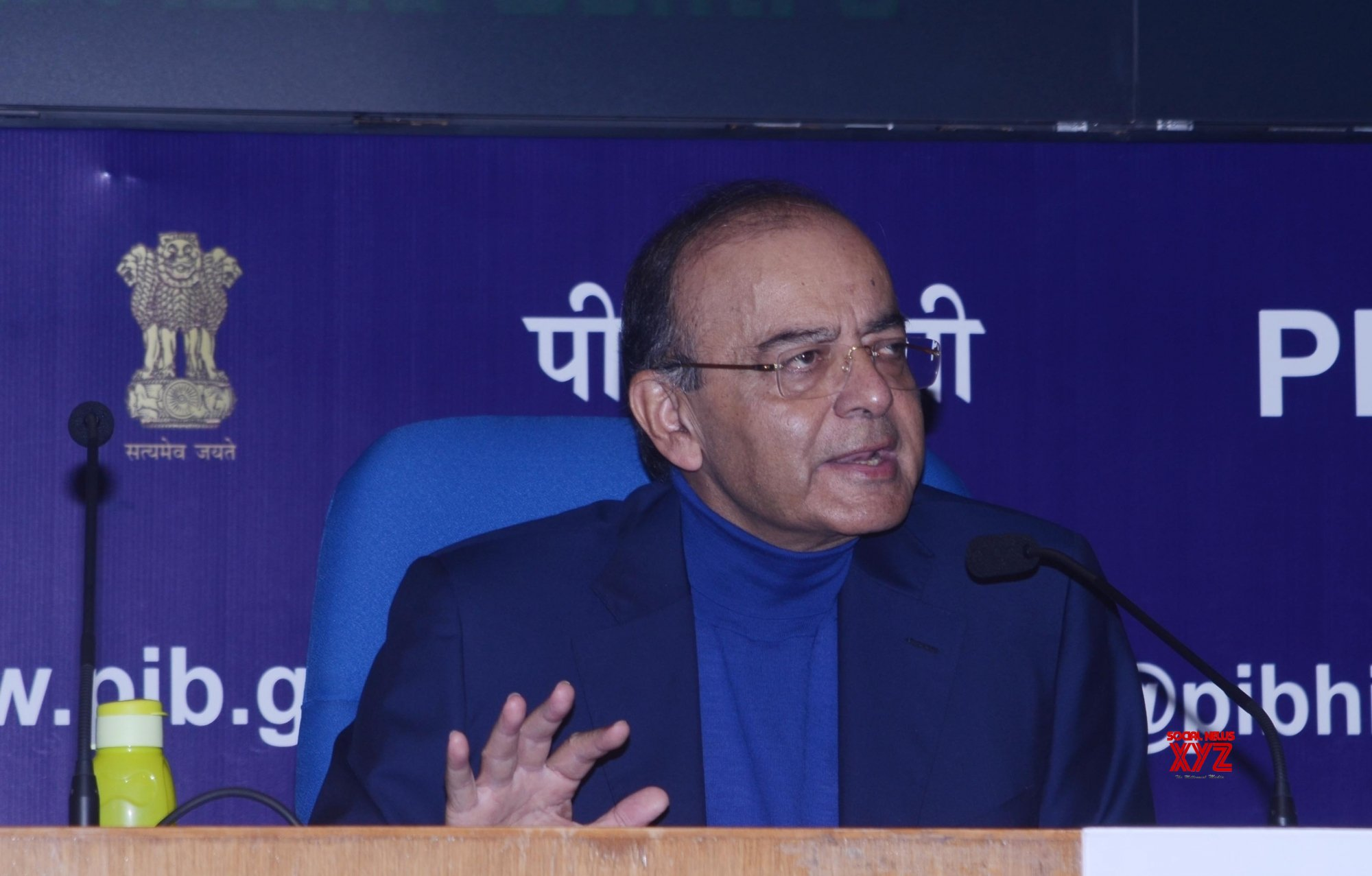 Political rhetoric to be critical for Indian economy: Jaitley