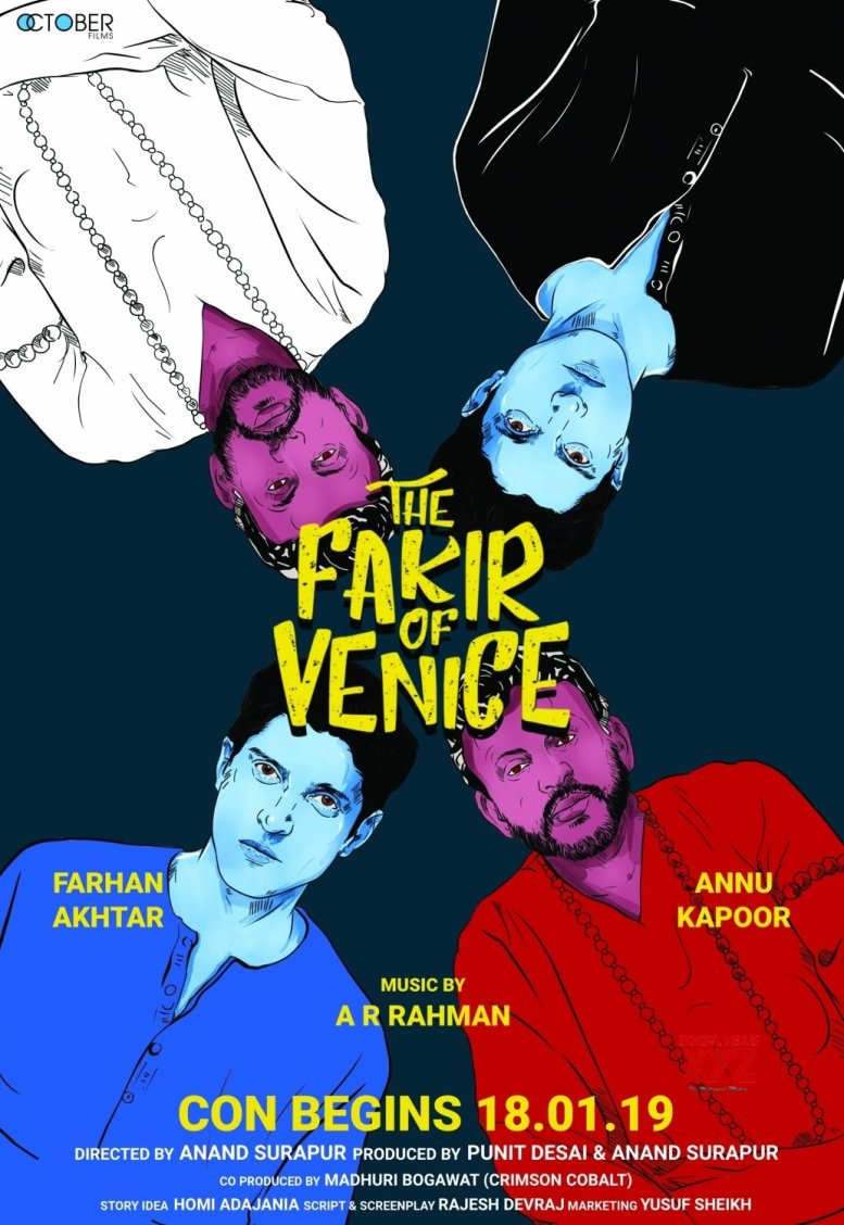 'The Fakir of Venice' to release in February now