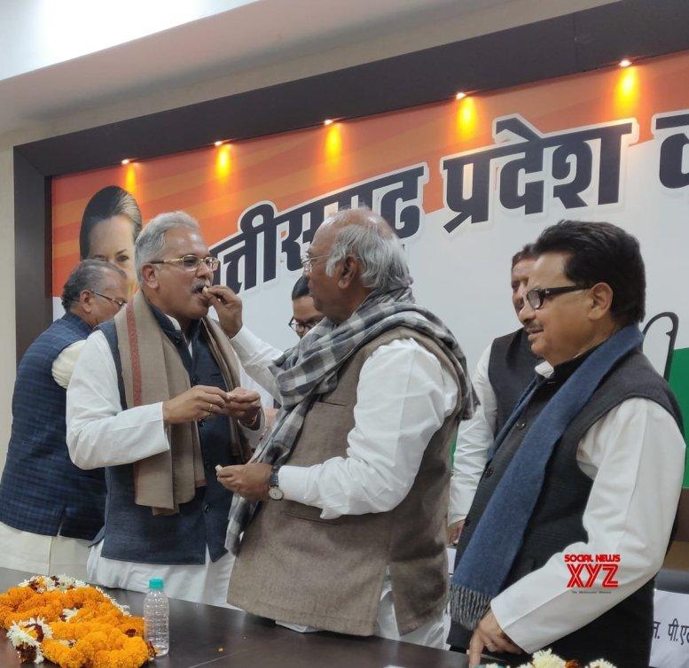 Bhupesh Baghel is Chhattisgarh's new CM
