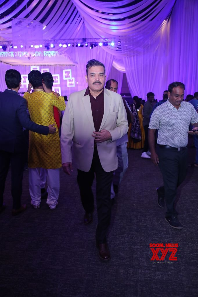 Saina Nehwal And Parupalli Kashyap Wedding Reception At HICC Novotel Gallery Set 4