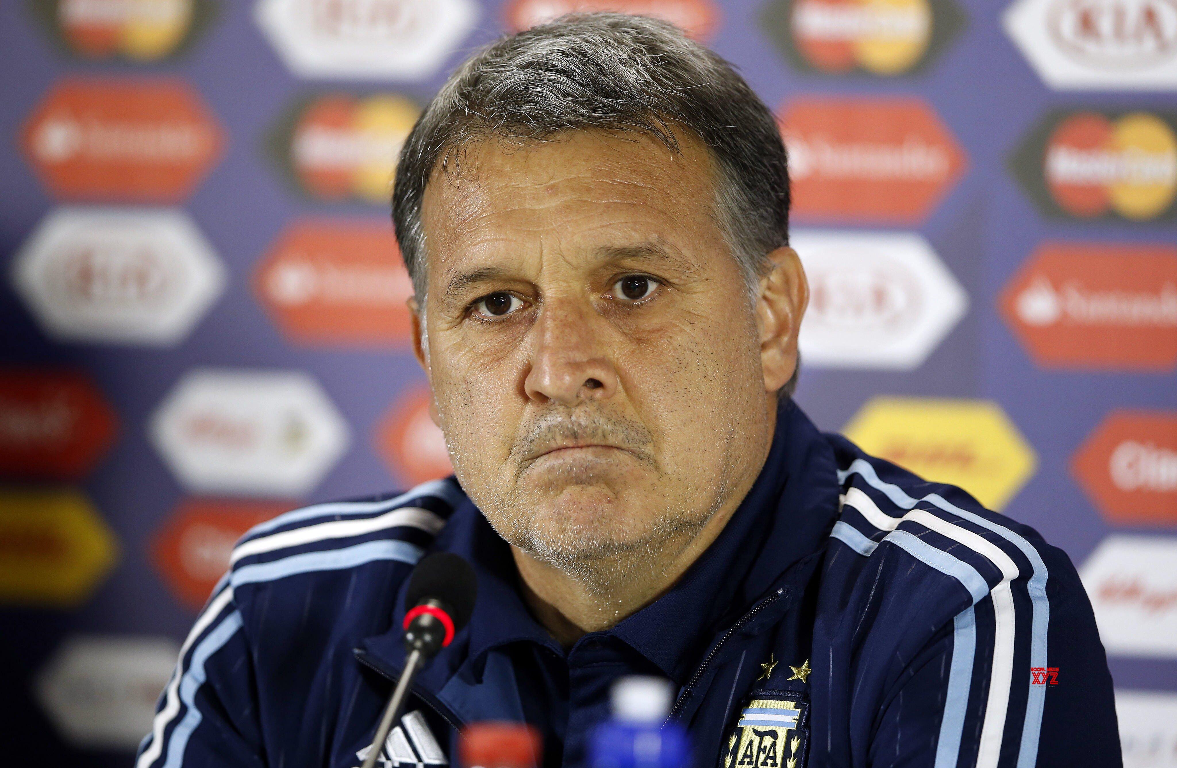 Gerardo Martino hints at new faces in Mexico squad