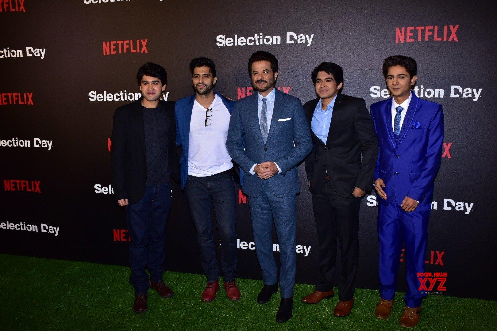 "Mumbai: ""Selection Day"" - Red Carpet #Gallery"