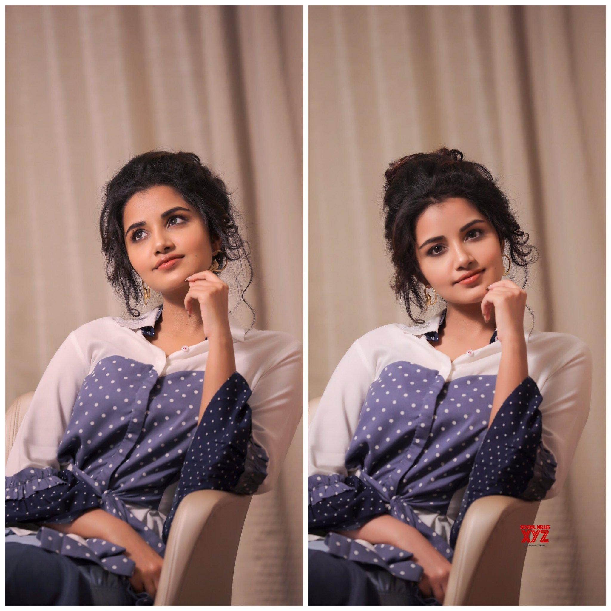 Actress Anupama Parameswaran Latest Photo Shoot Stills