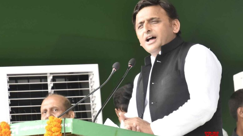 Akhilesh to celebrate 'Dalit Diwali' on Ambedkar Jayanti