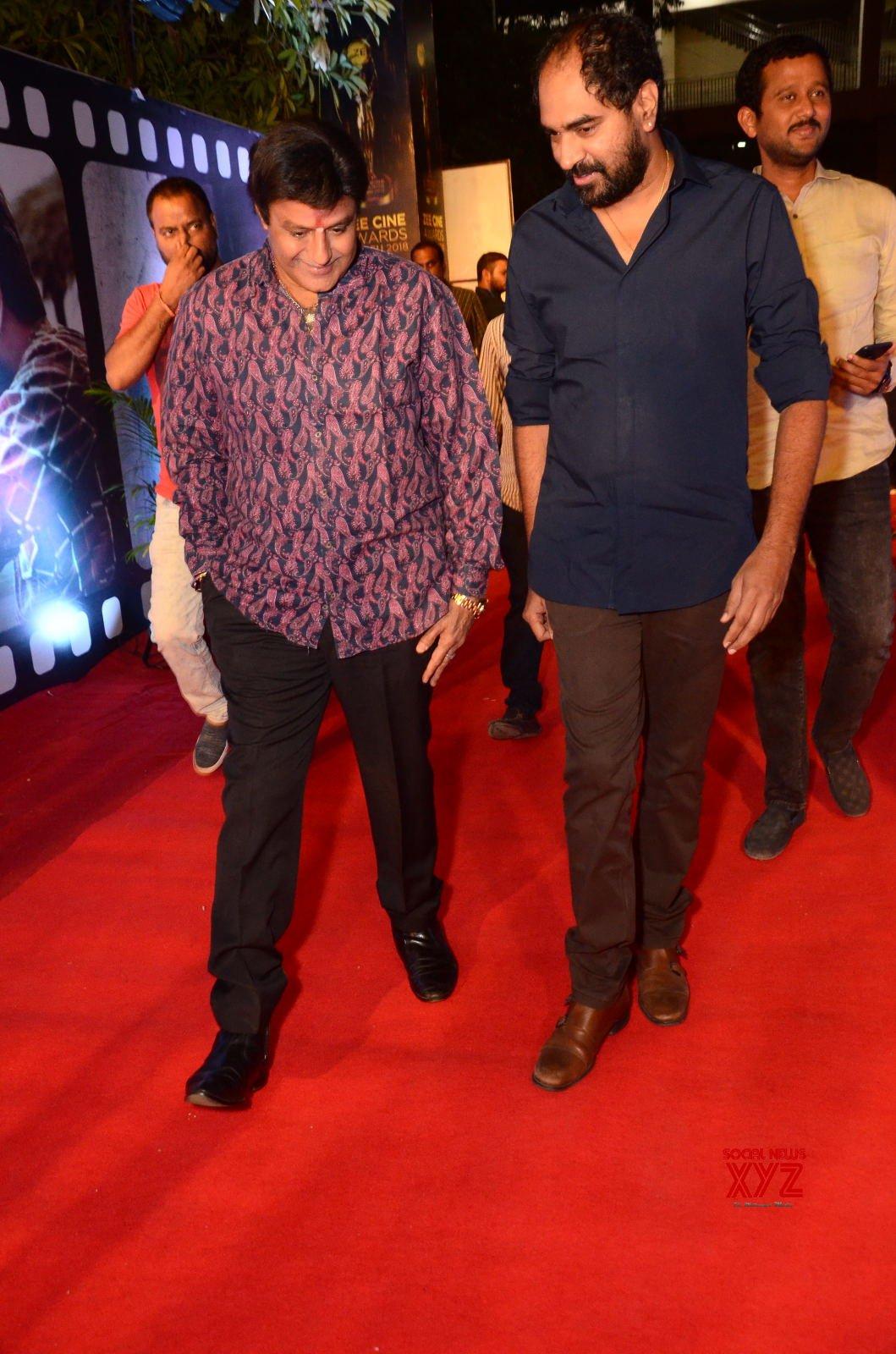 Actress Raashi Khanna Stills From Zee Cine Awards Telugu