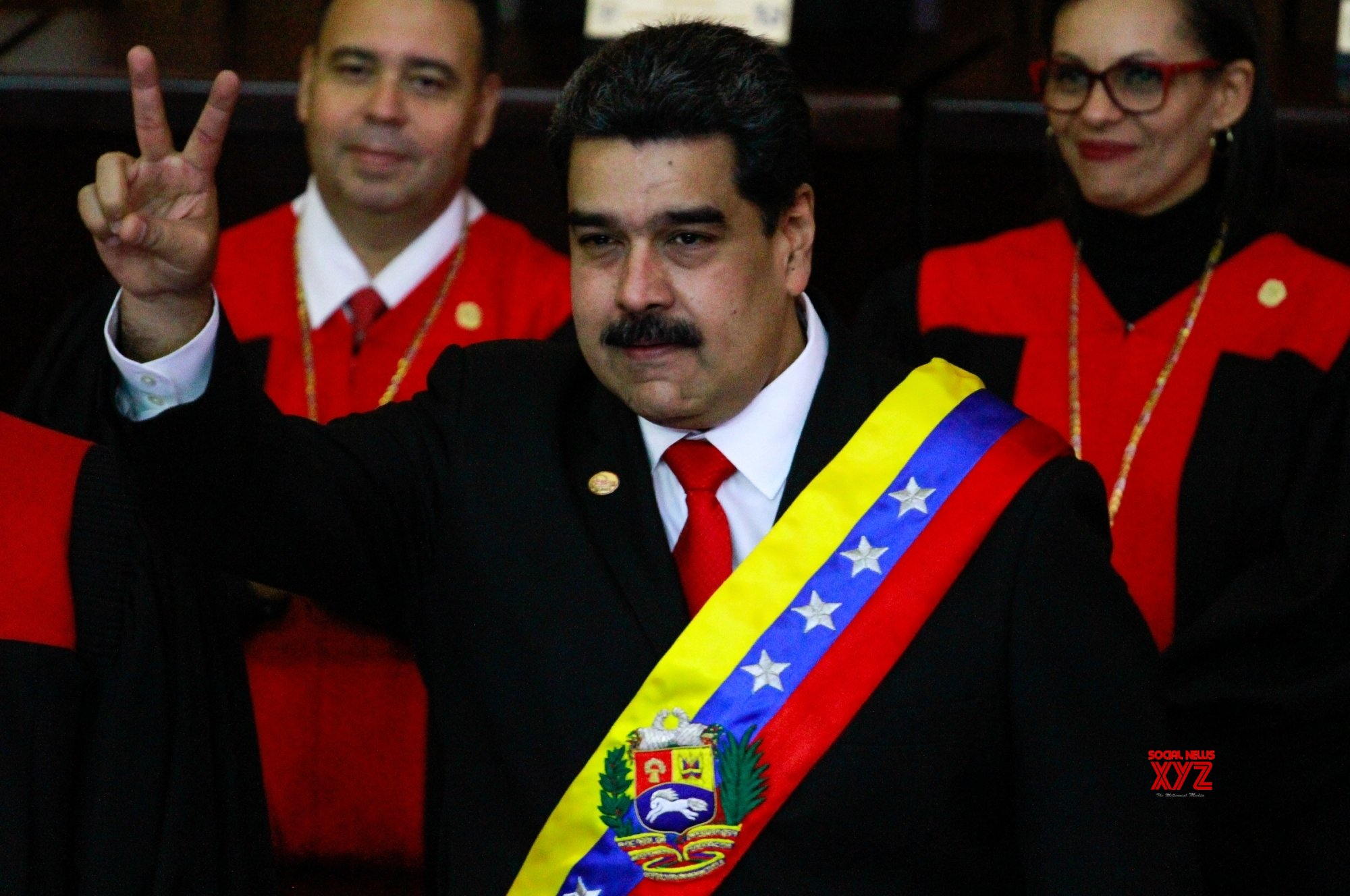 VENEZUELA - CARACAS - NICOLAS MADURO - PRESIDENTIAL INAUGURATION #Gallery