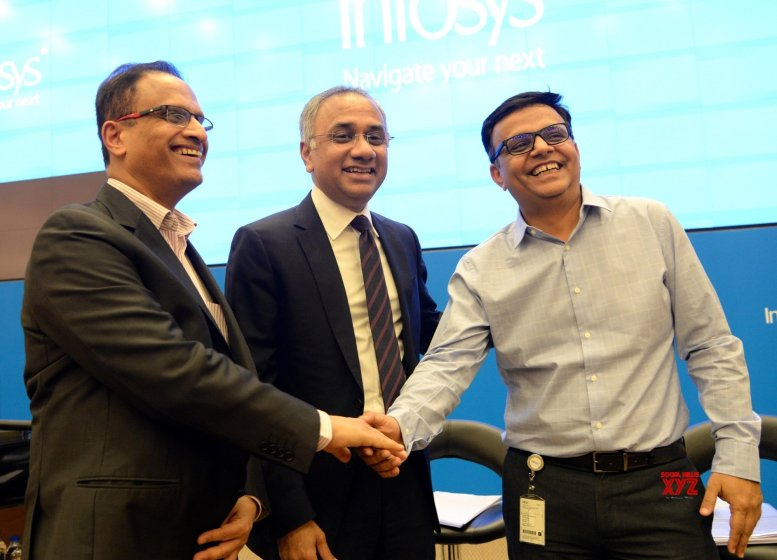 Infosys net plunges 30 per cent in third quarter