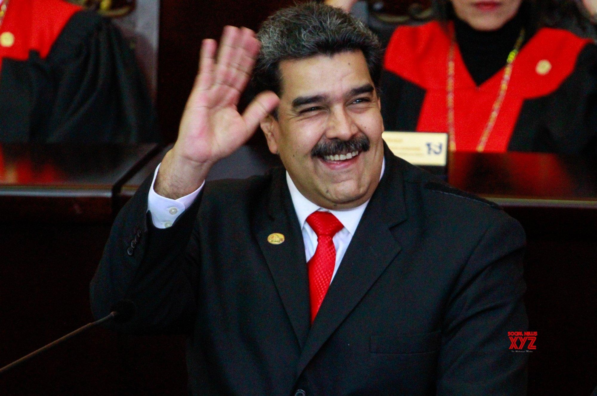 Venezuela blasts US Maduro indictment as 'coup'