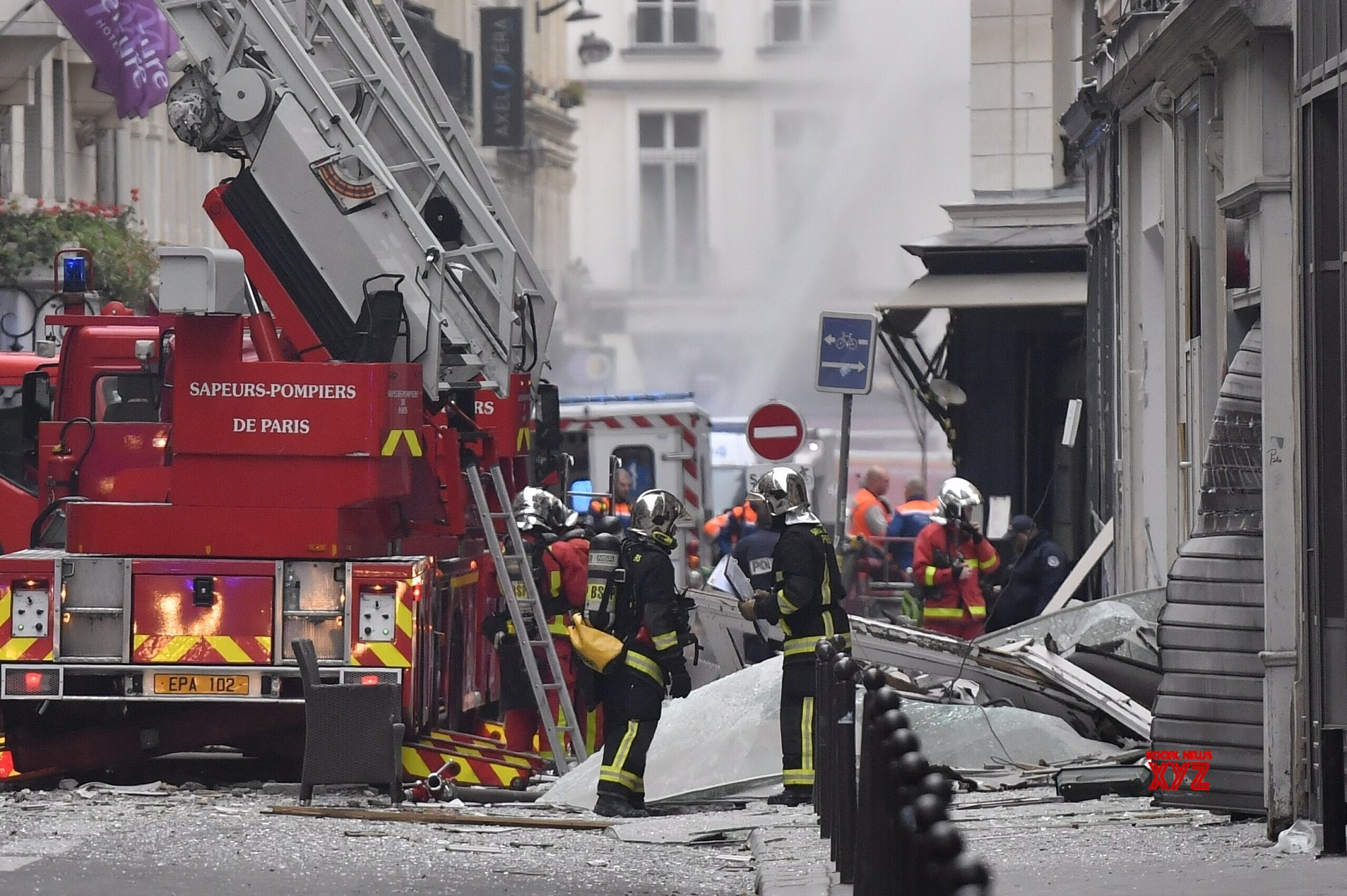 Death toll from Paris bakery blast rises to three