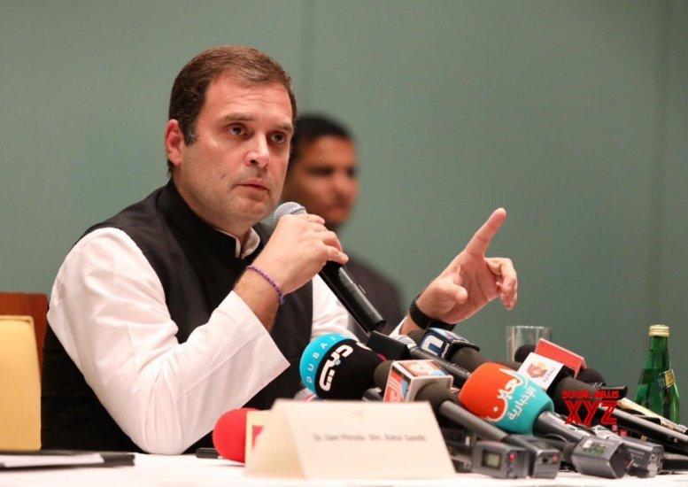 Modi's 'Rafale fear' behind plum post offer to Sikri: Rahul