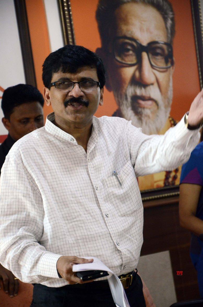 CBFC's scissors 'very small thing' for Balasaheb Thackeray, says Sanjay Raut