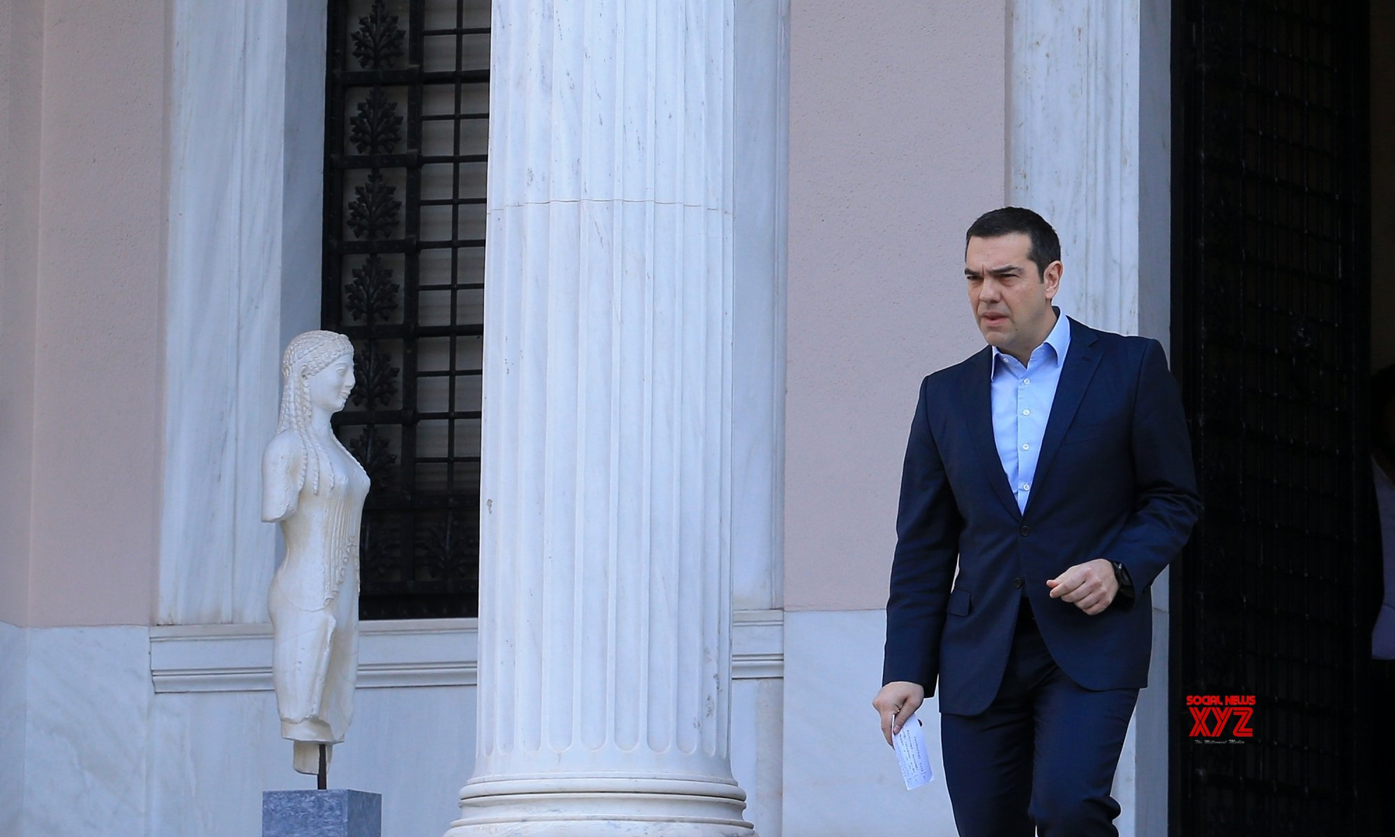 GREECE - POLITICS - GOVERNMENT #Gallery