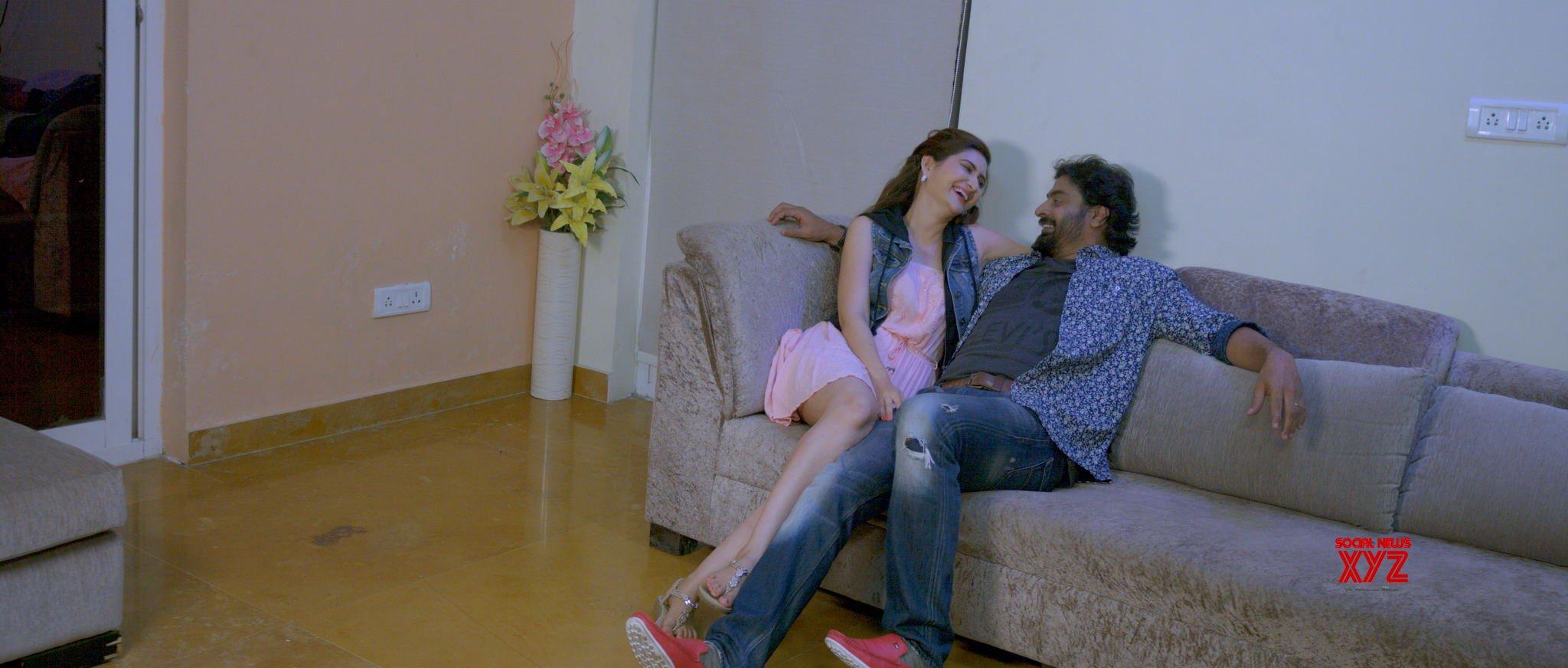 Adrushyam Movie Stills