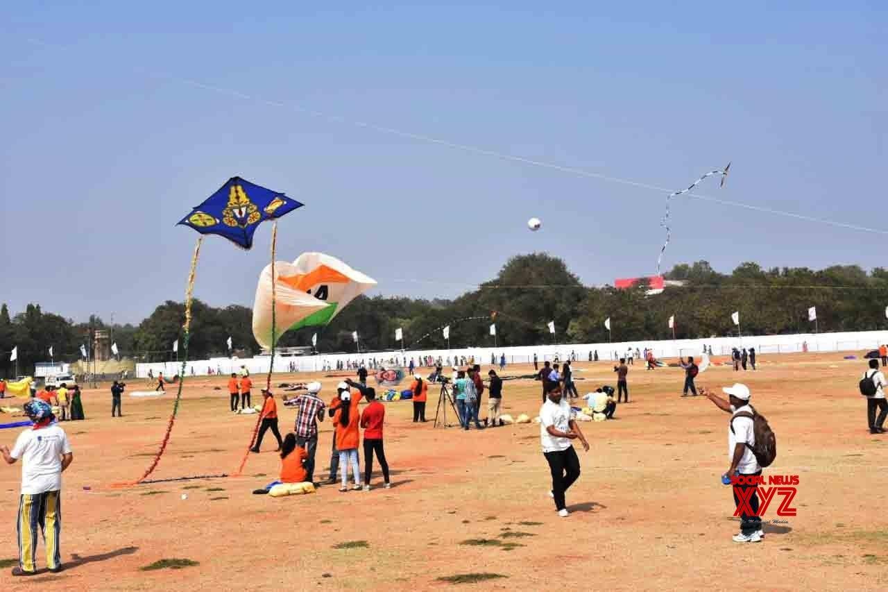 Hyderabad: International Kite Festival 2019 #Gallery