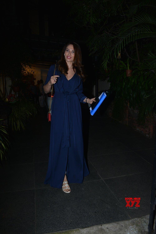 Mumbai: Iulia Vantur seen at Bandra #Gallery
